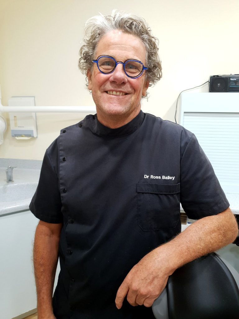 Dr. Ross Bailey of Peel Dental Studio